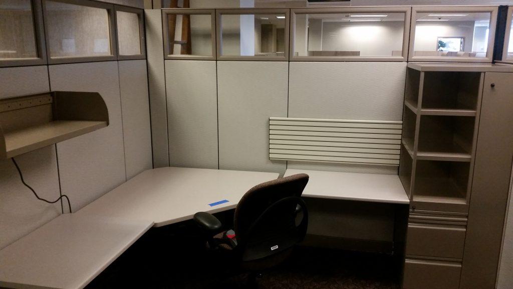 State Farm Insurance Office Furniture Installation Colorado Springs