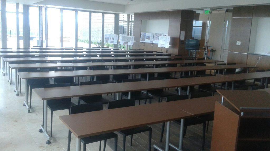 Lincoln Properties Office Furniture Installation Denver