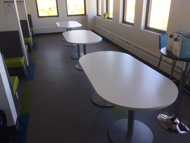 Teach for America Office Furniture Installation Denver